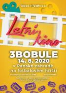 Letní kino 3Bobule 1